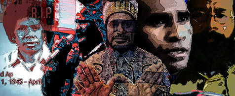We Will Be Free: Great Papuan thinkers & freedom fighters