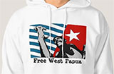 West Papuan Protestor Sweatshirt