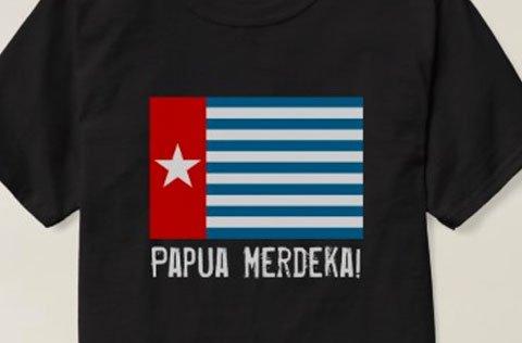 Papua Merdeka t-shirt