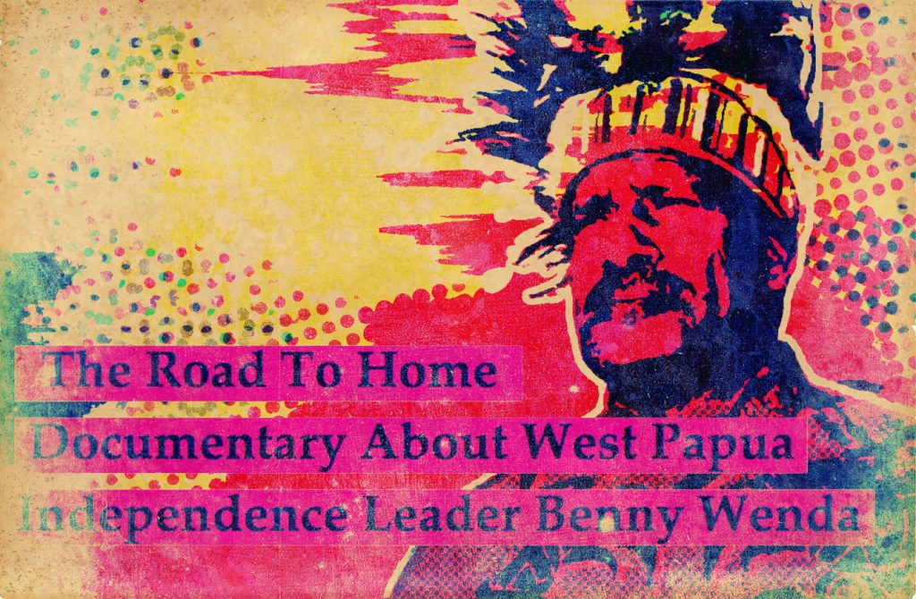 Benny Wenda - The Road to Home